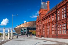 Cardiff Bay, Cardiff City and County, Wales
