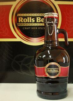 Rolls Beer 2 Litros cerveja artesanal de Portugal