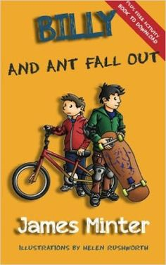 BOOK REVIEW: Billy and Ant Fall Out by James Minter
