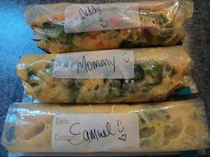 omelets in a bag have been doing this for years when camping!