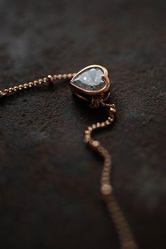 Heart Shape Pedant Bracelet