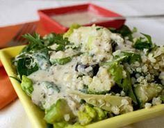 artichoke avocado quinoa salad
