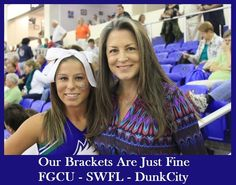 FGCU DunkCity NCAA March Madness Southwest Florida SWFL Economy Cheerleader Florida