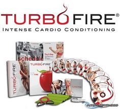 Buy Turbo Fire Workout DVD Set by Beachbody | TurboFire Reviews