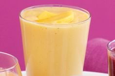 Mango tango #healthy #yoghurt #tasty #fruit