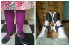 @lottasclogs arrived today, love them. Will definitely be ordering more. #shoelove #cloglove