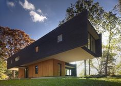 Waccabuc house by Chan-Li Lin of Rafael Viñoly Architects