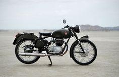 1957 Gilera Motorcycle