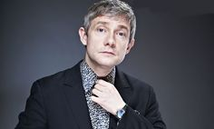 Martin Freeman to play his dad in autobiographical Christmas comedy Little Crackers - RadioTimes