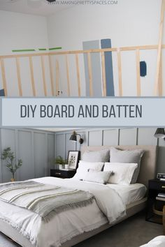 HOW TO INSTALL FULL BOARD AND BATTEN