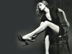 Emmanuelle Béart legs