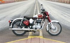 Royal Enfield Bullet C Classic Chrome