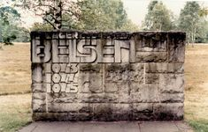 Bergen-Belsen. The infamous concentration camp close to Bergen-Hohne. Warning, Graphic Photos.