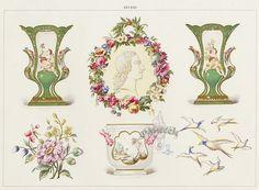 Sèvres Porcelain illustration