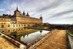 Le monastère de l'Escorial, Madrid