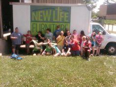 New Life Furniture Bank People In Need, Volunteers, New Life, News, Furniture, Home Furnishings, Arredamento