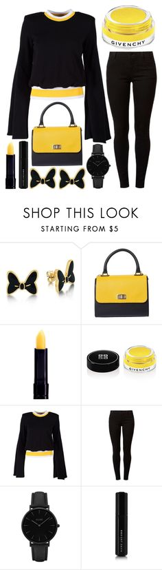 """""""simple Sunday style"""" by j-n-a ❤ liked on Polyvore featuring Disney, Givenchy, E L L E R Y, Dorothy Perkins, CLUSE and Marc Jacobs"""