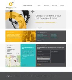 Simple #Webtemplate