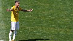 Júlio César herói, choro de Neymar e alívio; veja fotos de Brasil x Chile - 25 (© Reuters)