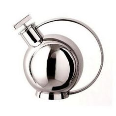 Bauhaus tea pot. This deisgn, looks very futuristic it is also very modern. It because of the shiny metal and the rounded body.