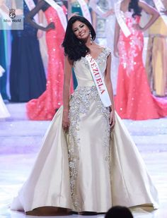 Top Five Miss World Evening Gowns