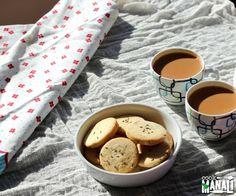 Cumin Cookies - Jeera Biscuits - Cook With Manali