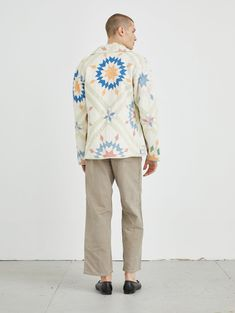 Muted Star Quilt Jacket