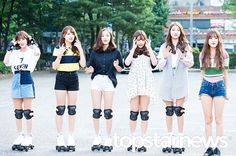 160805 • [INFO / NEWS] • According to news outlets, #여자친구 #GFRIEND becomes the…