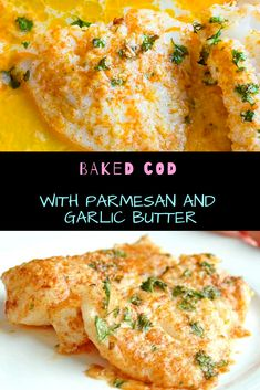 parmesan recipes garlic butter baked with cod and Baked Cod with Parmesan and Garlic Butter BAKED RECIPESYou can find Keto cod recipes and more on our website Cod Recipes Oven, Cooking Recipes, Healthy Recipes, Easy Fish Recipes, Cooking Fish, Baking Fish In Oven, Baked Cod Fish Recipes, Talapia Recipes Baked, Baked Haddock Recipes