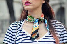 Look Lady Estilo Parisino By Corazon Maniqui