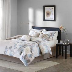 Serena 200TC 7 Piece Comforter Set