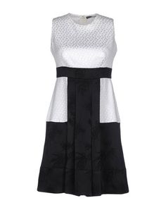 ALEXANDER MCQUEEN Short Dress. #alexandermcqueen #cloth #dress