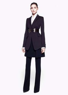 Alexander McQueen Pre-Fall 2012 Collection- Love this.