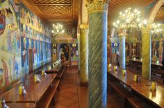TRAVEL'IN GREECE | Simonopetra Monastery, #Mount_Athos, #Greece, #travelingreece