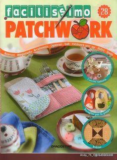 Revistas de manualidades Gratis: Revista de Patchwork para la casa