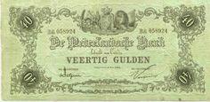 1860 - 1920 40 guilders