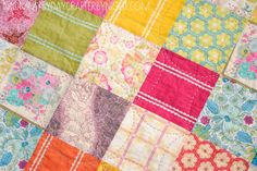 Mommy by day Crafter by night: AMH Little Folks Voile Quilt