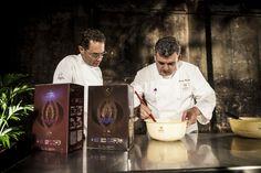 Behind the scene @ramonmorato_ #faustinohelguera #CacaoBarry #Creativeday #Purityfromnature #chocolate