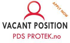 PDS Protek – Vacant Position
