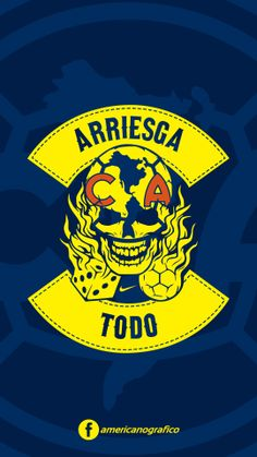 ¡Arriesga Todo! @CF_America • #americanografico #nike Camisa Paw Patrol, Solar System Tattoo, America Images, Professional Football, Chicago Bulls, Porsche Logo, Logos, World Cup, Soccer
