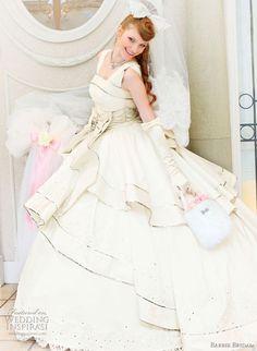 Barbie Bridal Wedding Dress 2010 | Wedding Inspirasi