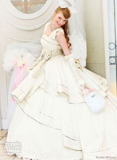 Barbie Bridal Wedding Dress 2010