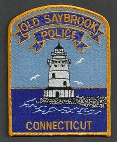Old Saybrook PD CT