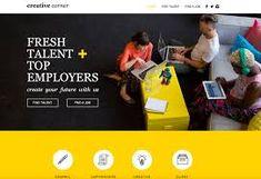 Znalezione obrazy dla zapytania web parallax scrolling medium yellow black