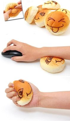 Bread Expression Wrist Pad