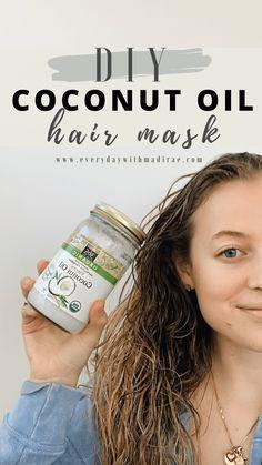 Hair Mask For Damaged Hair, Best Hair Mask, Hair Mask For Growth, Hair Masks, Oil For Hair, Grey Hair Mask, Best Hair Oil, Hydrate Hair, Moisturize Hair