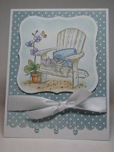 stamp, card, paper crafts