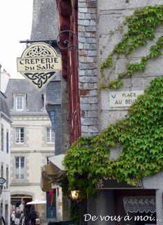 Quimper Finistère Bretagne, France