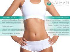 Norma Estética: Drenagem Linfática ou Massagem  modeladora, você sabe... #drenagemlinfatica #massagemmodeladora #normaestetica #vempranorma