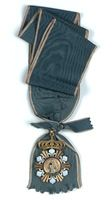 The Grand Cross of the Order of St Ferdinand and of Merit